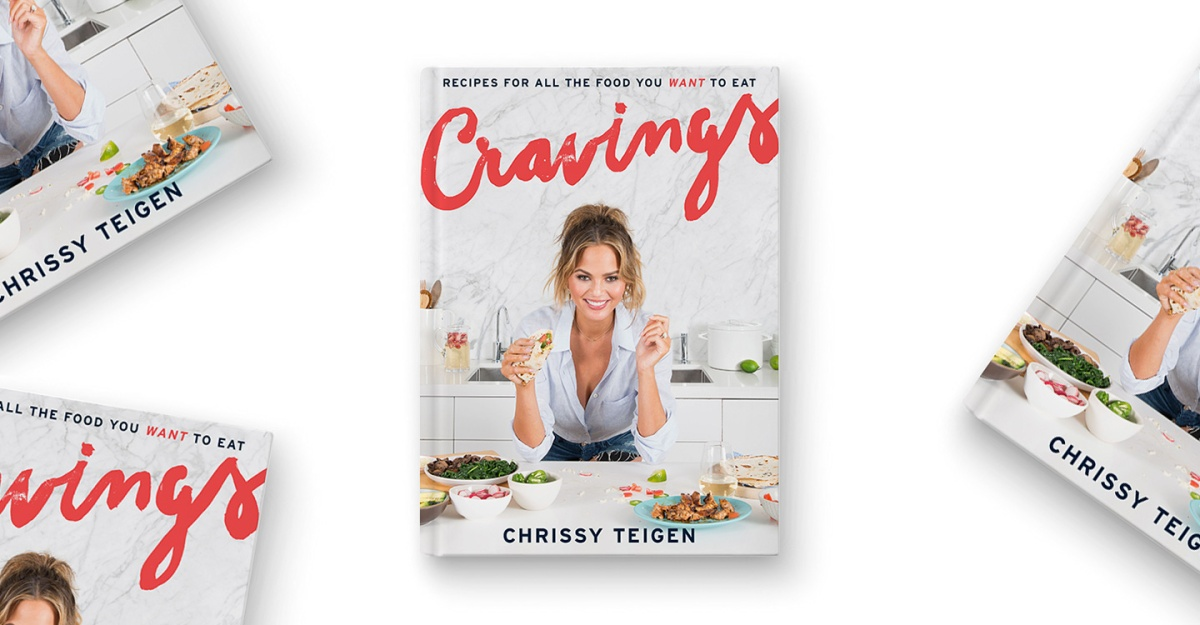 Cravings - főzés Chrissy Teigen-nel