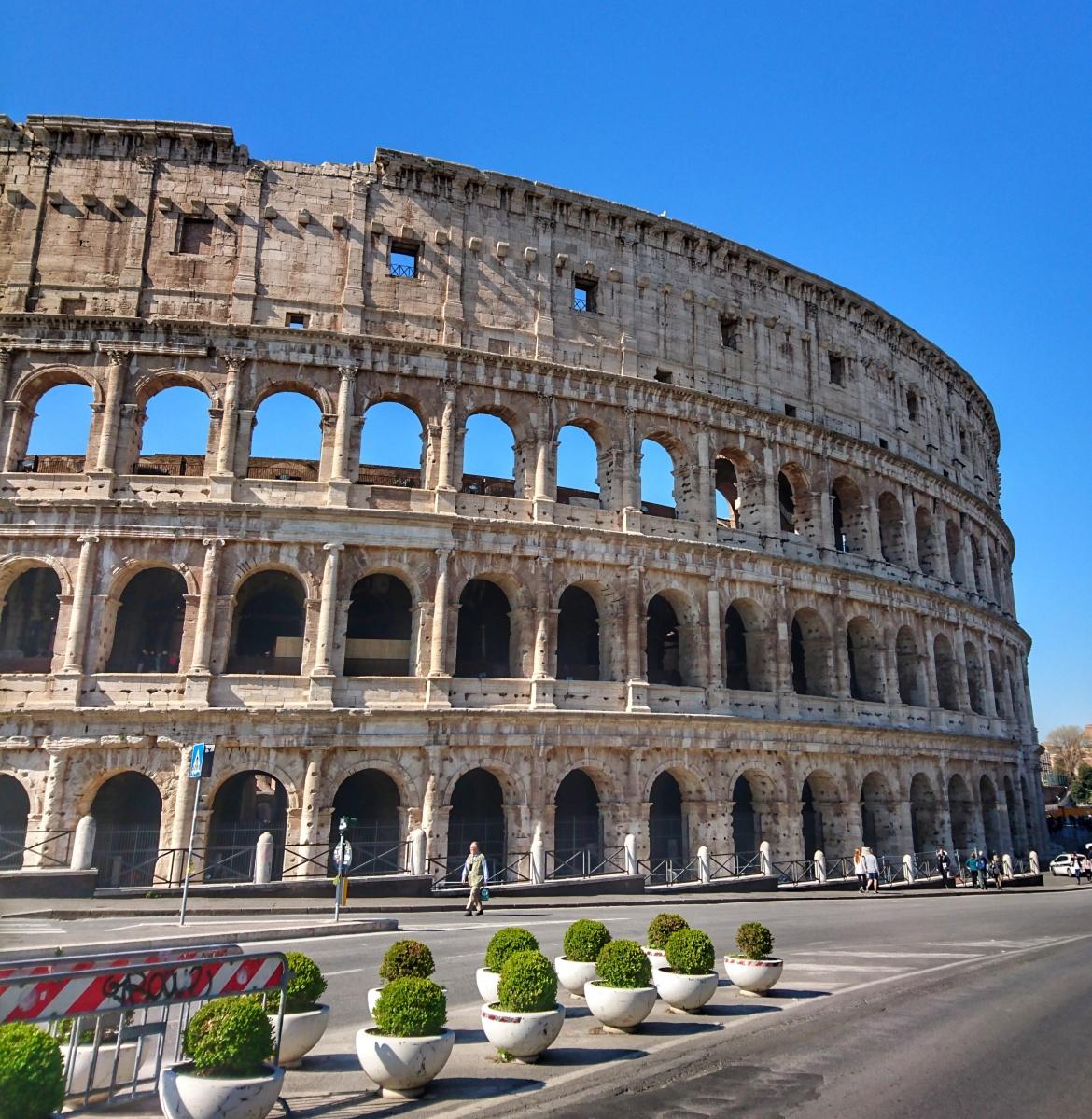 INSIGHT útinapló: Róma
