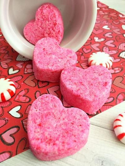 diy-heart-shaped-bath-bombs-on-display