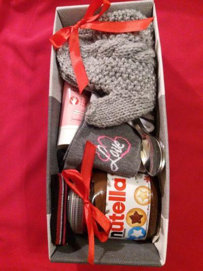doboz ajándék